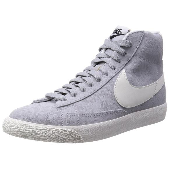 the latest c4bcc b4858 Nike Blazer Mid Prm Vntg 638261-012 Grey sz 10